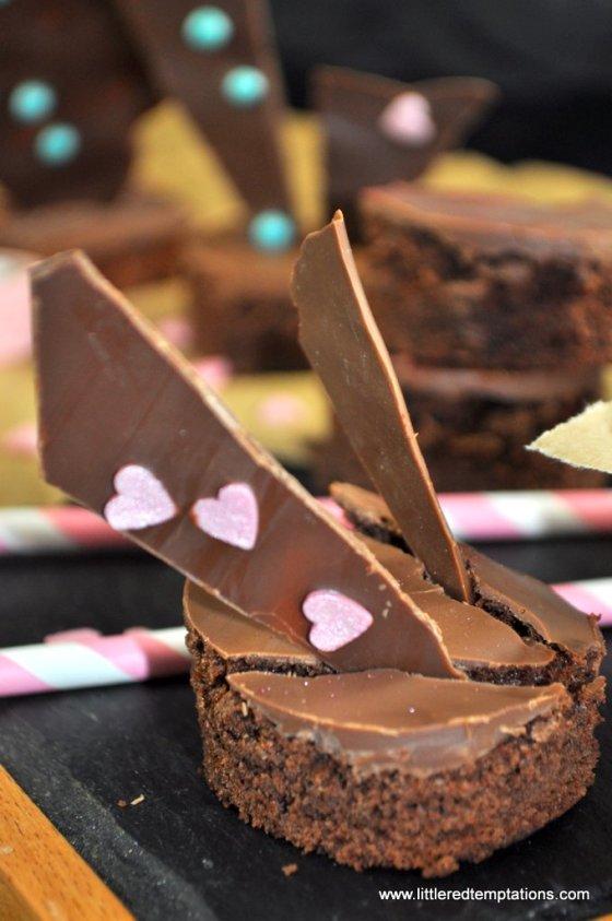 Brownies mit Tonkabohne