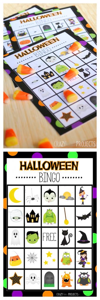 Halloweenbingo - Das Spiel aller Spiele für die Halloweenparty