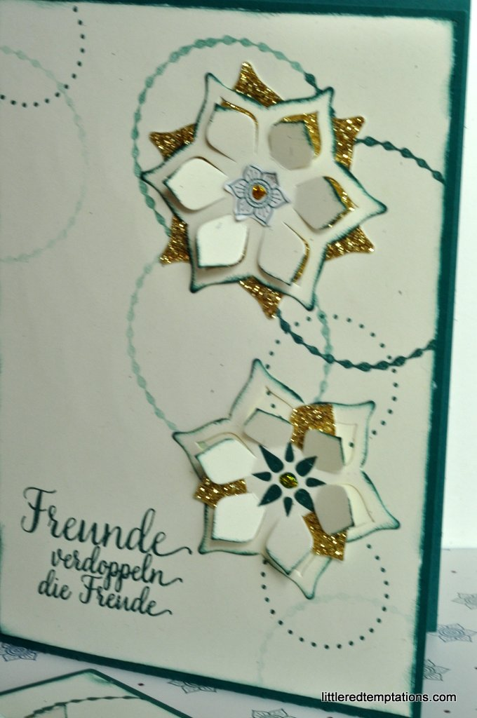 stampin Up Orientpalast