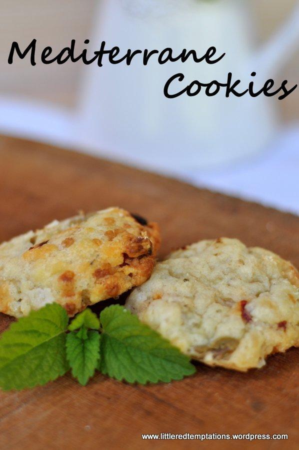 Perfekt für den Sommer: mediterrane Cookies