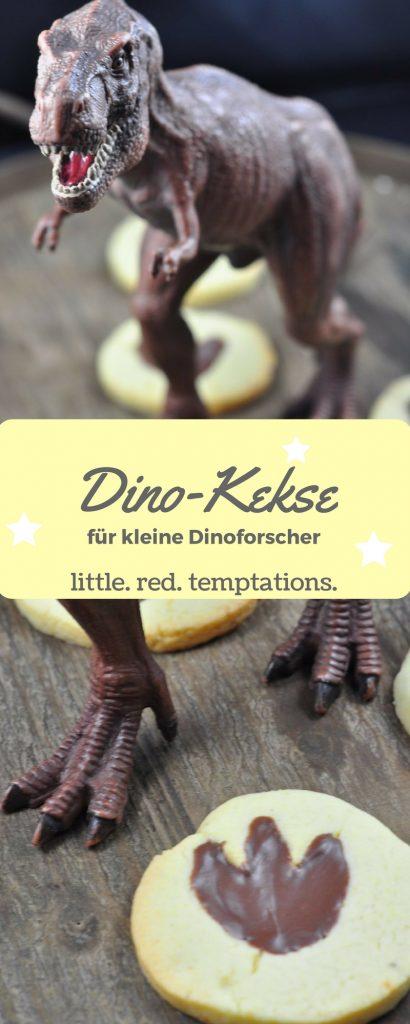 Roaaarrr! Diese Dino-Kekse sind genau das Richtige für kleine Dino-Fans! Perfekt für die Dino-Party!