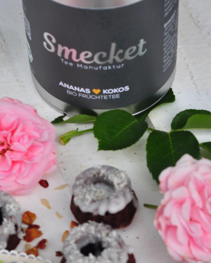 Teatime - Schokogugl mit Kokos: perfekt für kleine Auszeiten vom Alltag