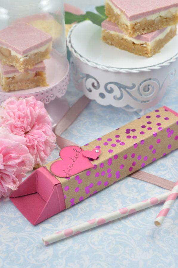 Eine Verpackung für Amicellis findet ihr auf dem Blog.